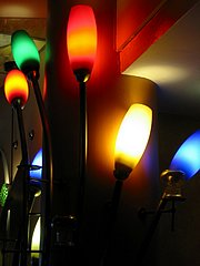 Primary Colored Lights