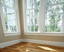 New insulating glass windows