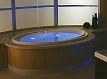 Kohler chromotherapy tub